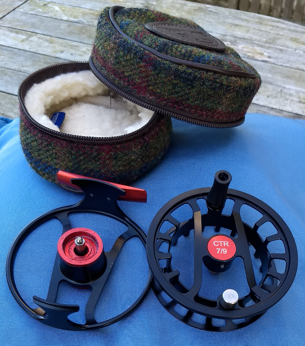 CTR 7/9 Fly fishing reel