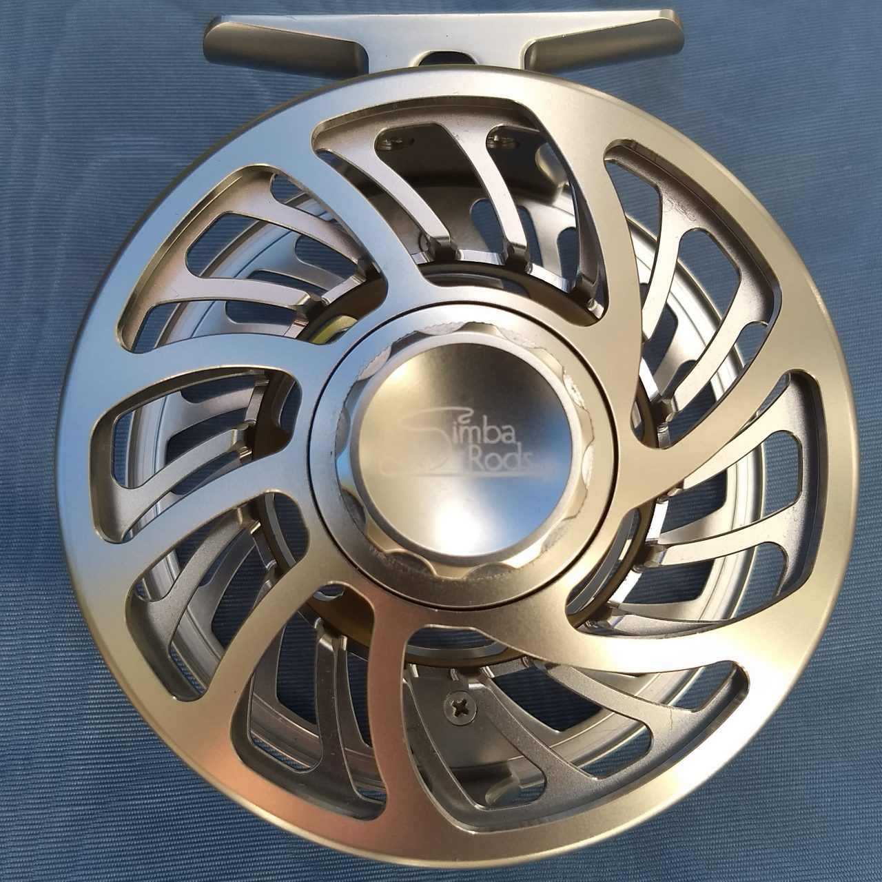 MTRG 5/7 Fly fishing reel