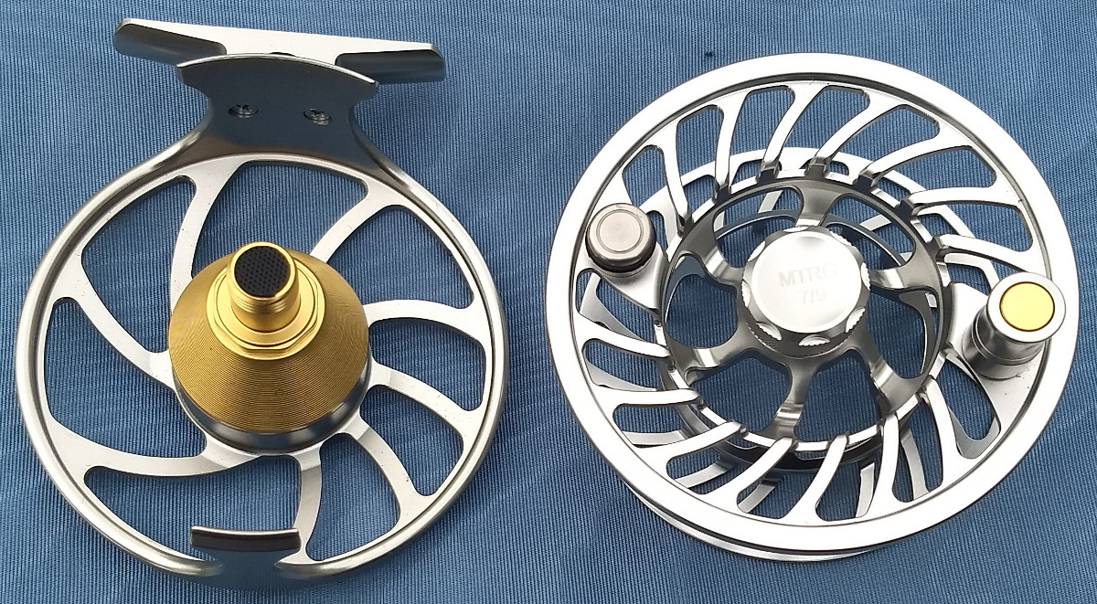 MTRG 7/9 Fly fishing reel
