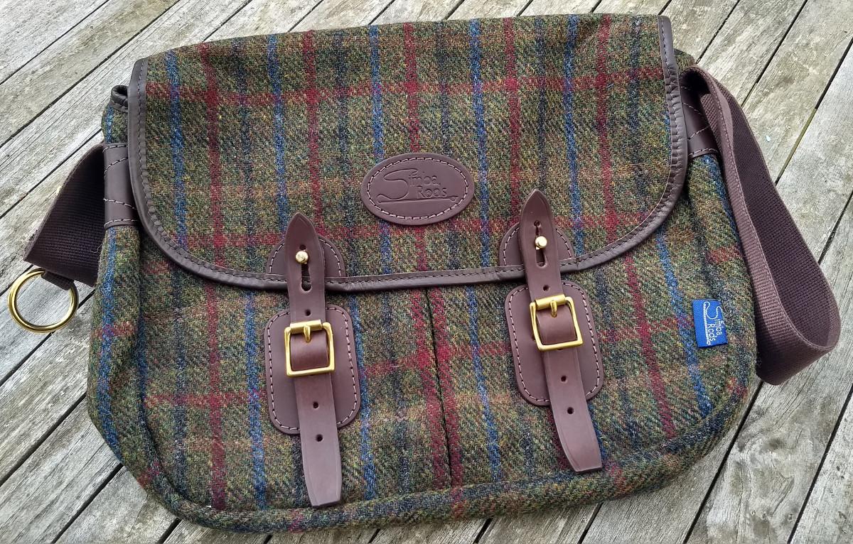 Strathearn 16″ Harris Tweed Bag