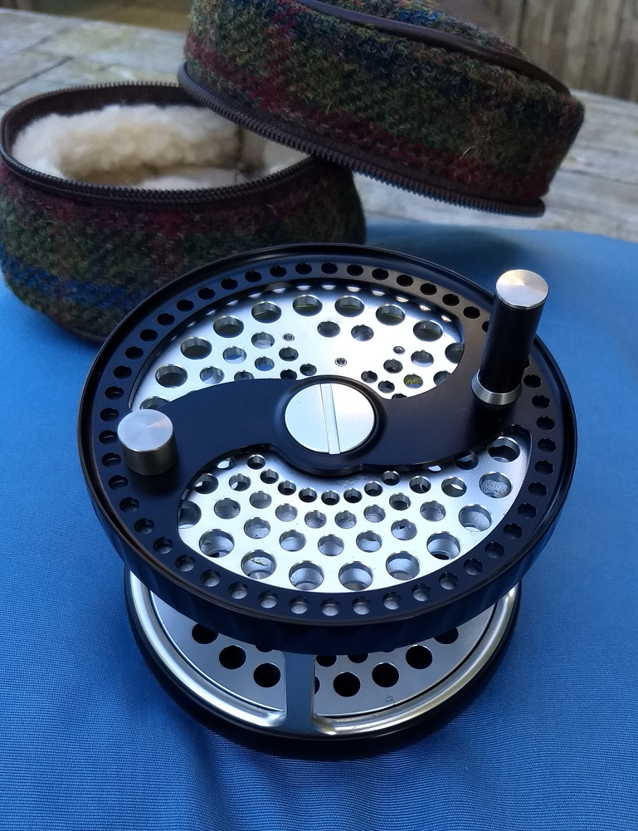 TSR 9/11 Fly fishing reel