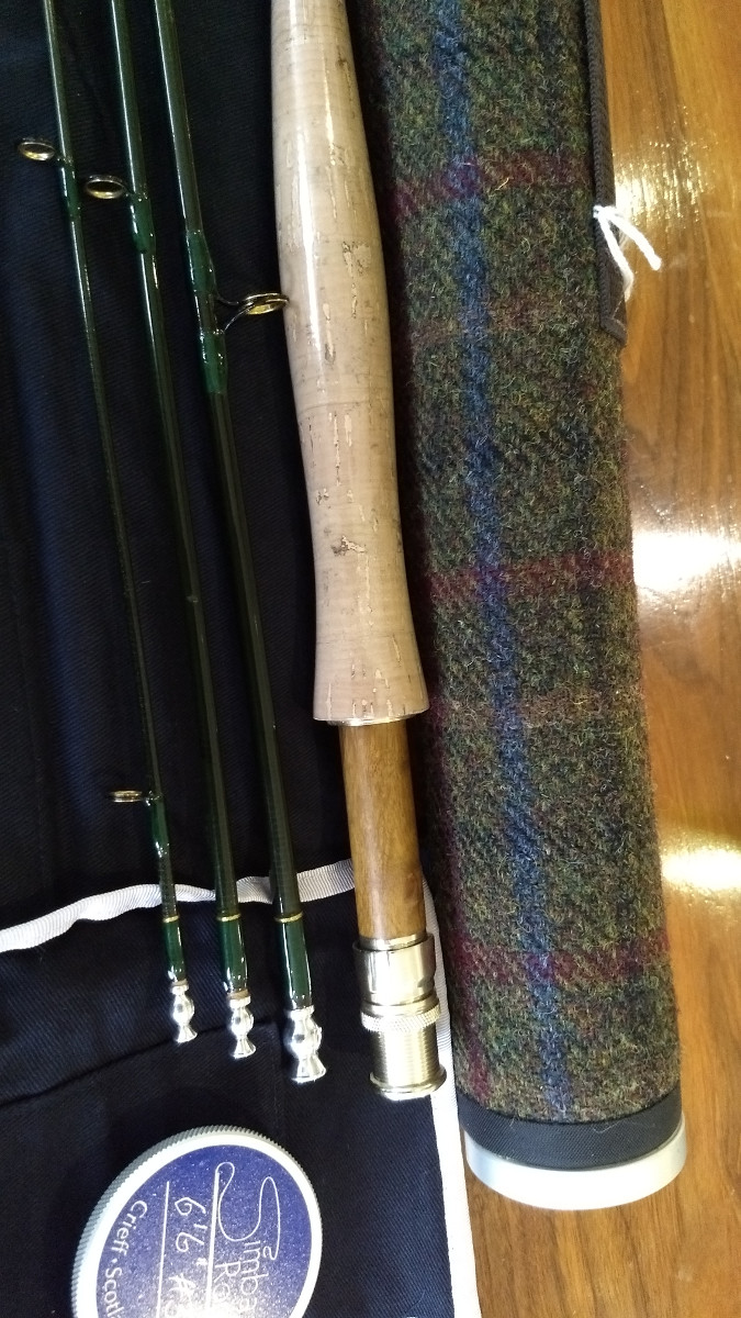 Special Offer – 6'6″ #3wt Four Piece Wee Stream Rod