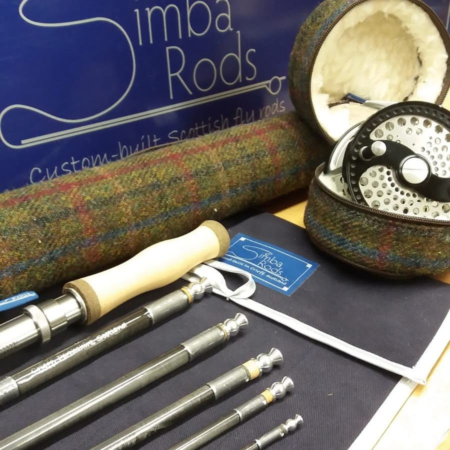 The Wee Salmon Rod Arrives