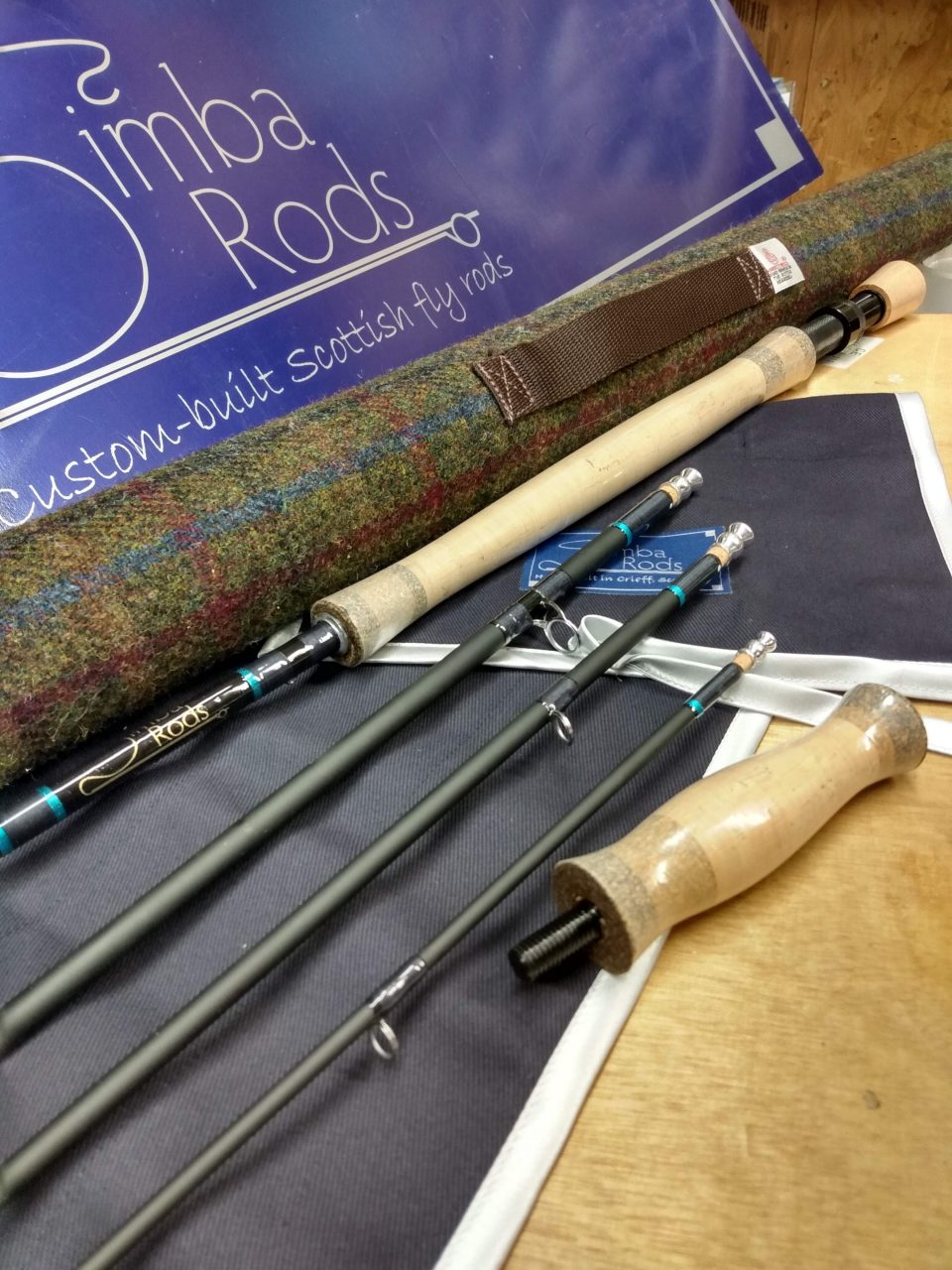 New Nymphing Rods